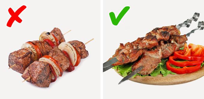 9 lỗi sai khi nướng thịt xiên chỉ cần khắc phục là ngon hết ý - 2