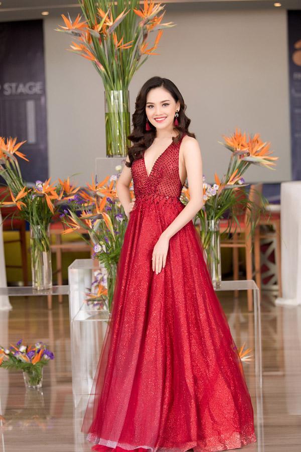 Dàn Hoa hậu, Á hậu Việt Nam mặc lộng lẫy dự event - 12
