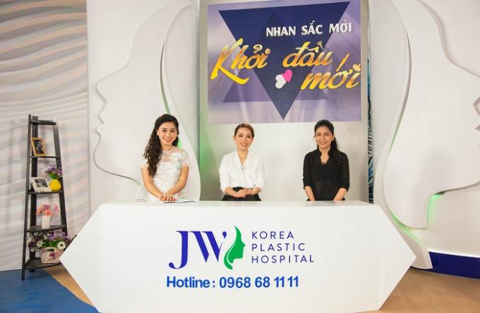 Tập 25 Nhan sắc mới, khởi đầu mới có sự xuất hiện củadiễn viên Thụy Mười và thạc sĩ Vũ Thị Minh Nhật - bác sĩ chuyên khoa da liễu, Bệnh viện JW Hàn Quốc.