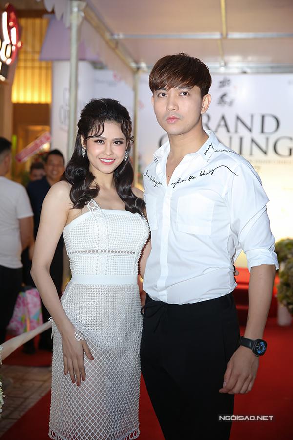 Tim và Trương Quỳnh Anh thời còn mặn nồng.
