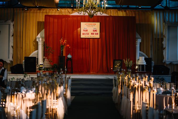 Cặp Việt Pháp mang Người đẹp Tây Đô vào đám cưới - 15