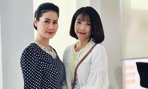 Thân Thúy Hà ám ảnh chuyện làm dâu trong phim mới