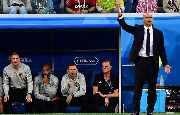 Henry buồn thiu chia vui cùng đội bóng quê hương Pháp - 7