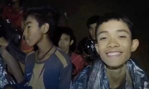 18 ngày giải cứu đội bóng nhí Thái Lan qua phóng sự 3 phút