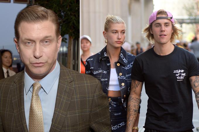 Justin đã đến xin phép bố Hailey trước khi cầu hôn cô.