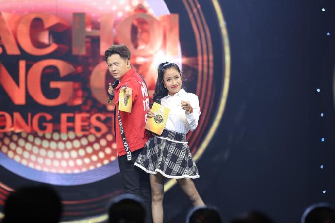 Hồng Nhung rạng rỡ tham gia Nhạc hội song ca mùa 2 sau ly hôn