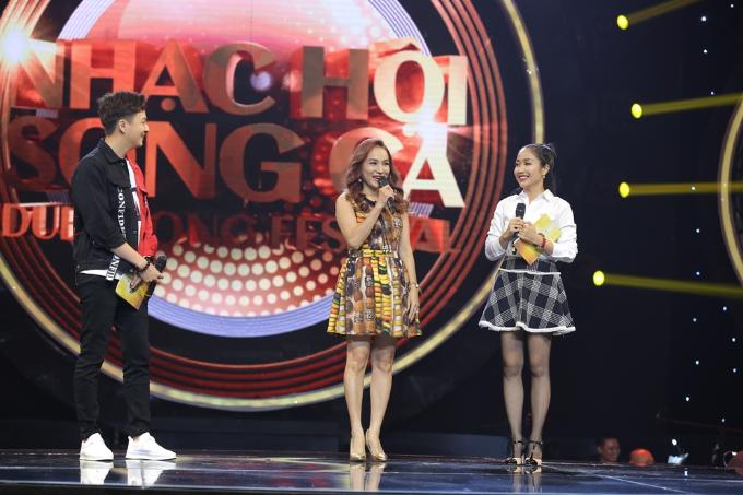Hồng Nhung rạng rỡ tham gia Nhạc hội song ca mùa 2 sau ly hôn - 10