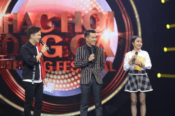 Hồng Nhung rạng rỡ tham gia Nhạc hội song ca mùa 2 sau ly hôn - 9