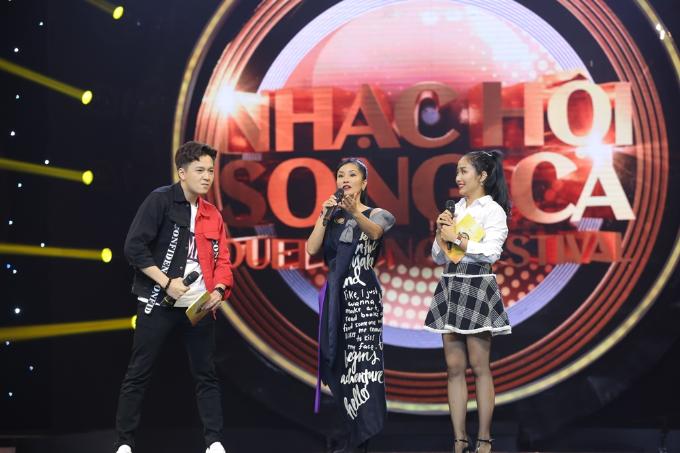 Hồng Nhung rạng rỡ tham gia Nhạc hội song ca mùa 2 sau ly hôn - 13