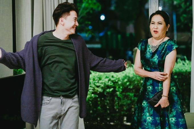 NSƯT Thanh Hằng làm bà nội cao tay trị cháu trai S.T - 1