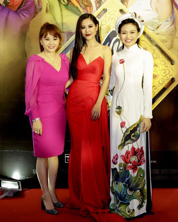 Lê Giang và Lê Lộc có mối quan hệ thân thiết với Nam Thư. Ba người cùng là diễn viên hài, hoạt động tích cực trên cả sân khấu kịch và phim truyền hình.