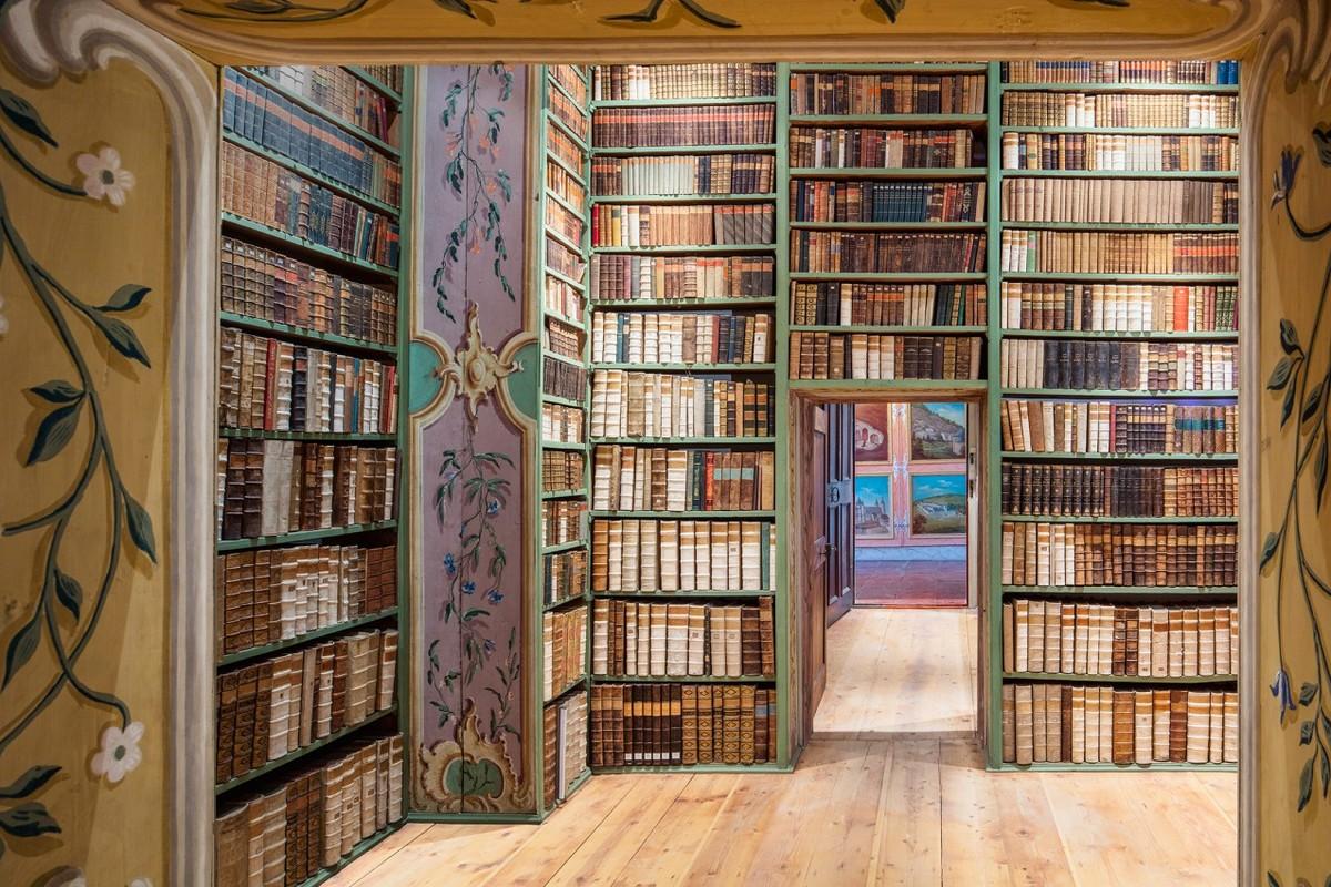 Những thư viện đẹp nhất thế giới qua ống kính nhiếp ảnh gia Đức