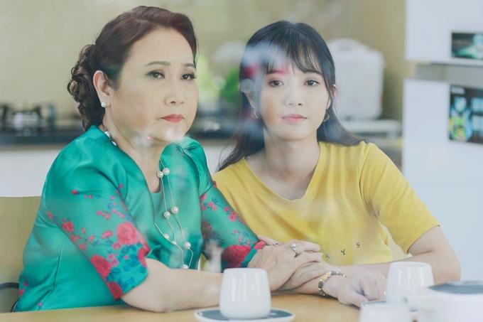 NSƯT Thanh Hằng làm bà nội cao tay trị cháu trai S.T - 3