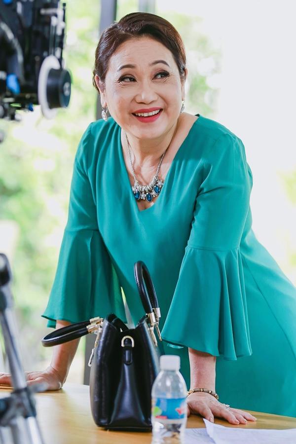 NSƯT Thanh Hằng làm bà nội cao tay trị cháu trai S.T - 7