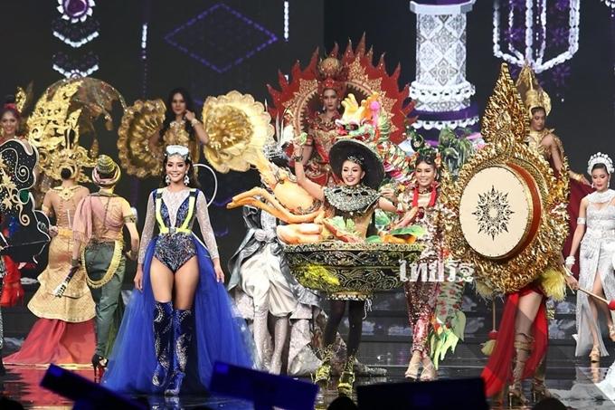 thí sinh Miss Grand Thái Lan