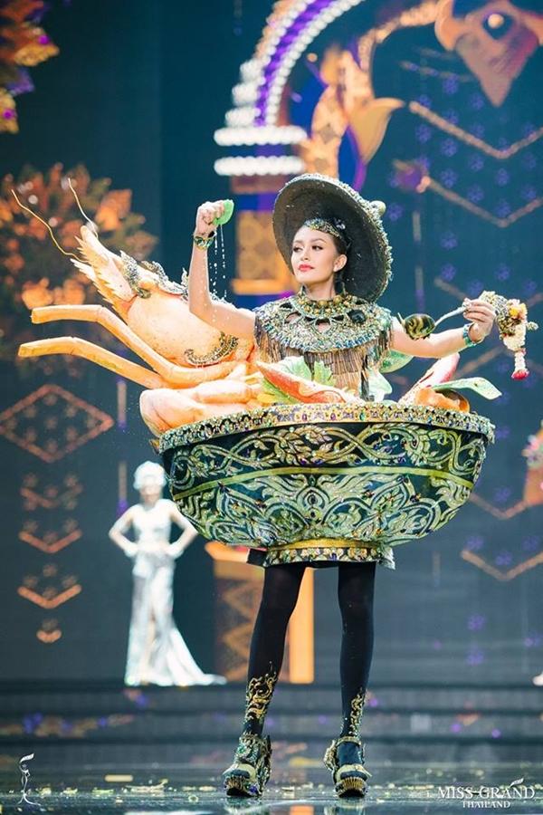 thí sinh Miss Grand Thái Lan - 3
