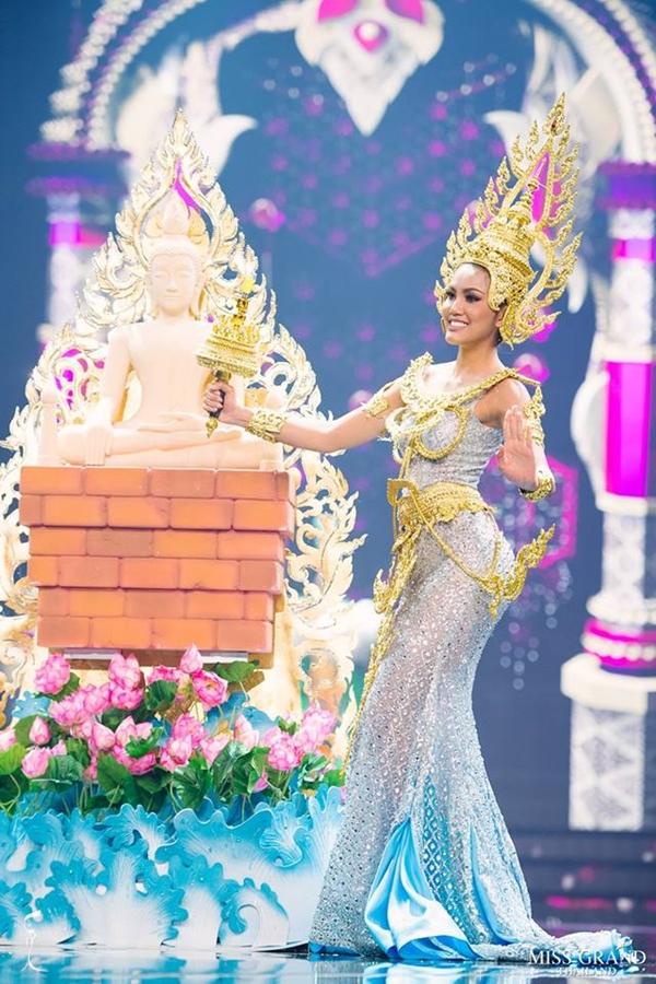 thí sinh Miss Grand Thái Lan - 5