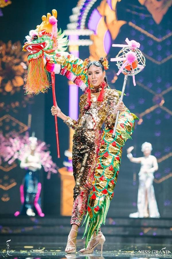 thí sinh Miss Grand Thái Lan - 6