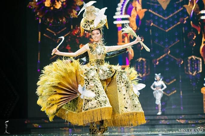 thí sinh Miss Grand Thái Lan - 8