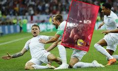 Quán rượu 'nổ tung' sau bàn thắng của Trippier