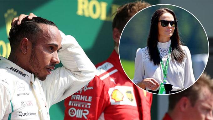 Hamilton bị chỉ trích khóc lóc như bé gái