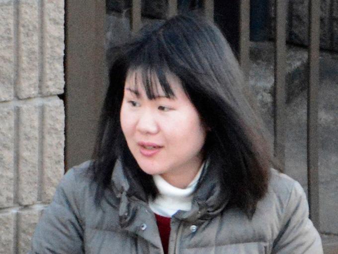 Y tá Ayumi Kuboki. Ảnh: Kyodo News.