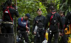 Chiến dịch giải cứu đội bóng Thái Lan có thể được chuyển thành phim Hollywood