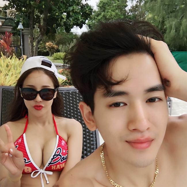 Cặp đôi nàng 46, chàng 29. Shim Mina là ca sĩ