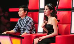 Vợ chồng Hồ Hoài Anh trở lại 'ghế nóng' The Voice Kids
