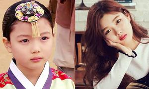 8 sao nhí Hàn Quốc dậy thì thành trai xinh, gái đẹp