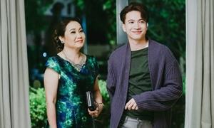 NSƯT Thanh Hằng làm bà nội 'cao tay' trị cháu trai S.T