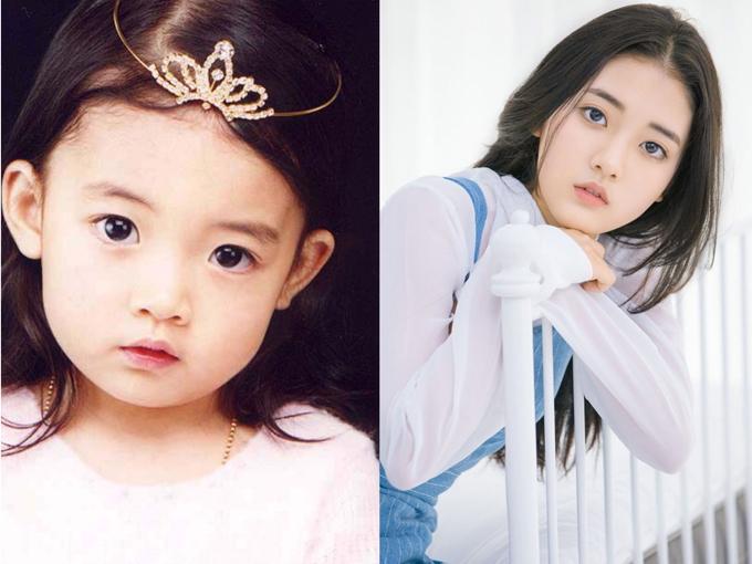 Jung Da Bin  Nữ diễn viên nhí sinh năm 2000 bắt đầu làm người mẫu chụp ảnh từ khi mới lên 3 tuổi. Năm 2004, cô ra mắt khán giả qua bộ phim Marrying school girl và một số quảng cáo. Sau đó, nữ diễn viên được nhiều nhà làm phim chú ý và được mời tham gia nhiều dự án điện ảnh. Tuy chỉ mới 18 tuổi nhưng số lượng tác phẩm mà Jung Da Bil bỏ túi không hề thua kém đàn chị Kim Yoo Jung, Kim So Huyn. Với màn hóa thân thành thiếu nữ dịu dàng trong phim truyền hình đình đám She was pretty, mỹ nhân ngày càng nhận được sự chú ý và yêu thích của khán giả. Dù chưa có nhiều thành tích trong sự nghiệp nhưng Da Bin được dự đoán sẽ sớm vươn lên thành nữ thần thế hệ mới của Kbiz.