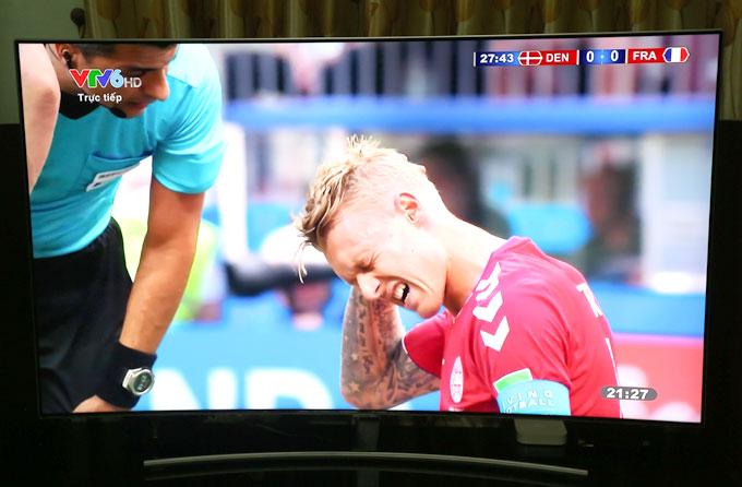 Các lý do TV QLED phù hợp để xem bóng đá