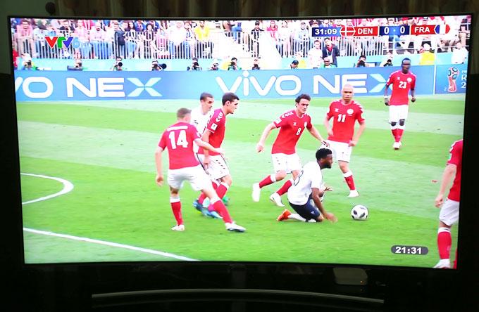 Các lý do TV QLED phù hợp để xem bóng đá - 2