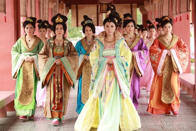 Dàn mỹ nữ hậu cung của phim Cung tâm kế 2 - Thâm cung kế.