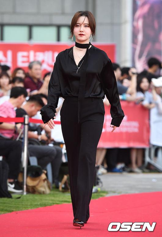 Khán giả Trung Quốc thất vọng vì nhan sắc nàng Cỏ Go Hye Sun - 1