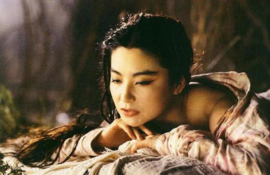 Vẻ đẹp của Lâm Thanh Hà thời còn đôi mươi.