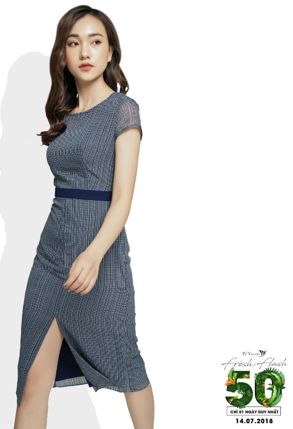 IVY moda khuyến mãi 50% với Fresh & Flash - 3