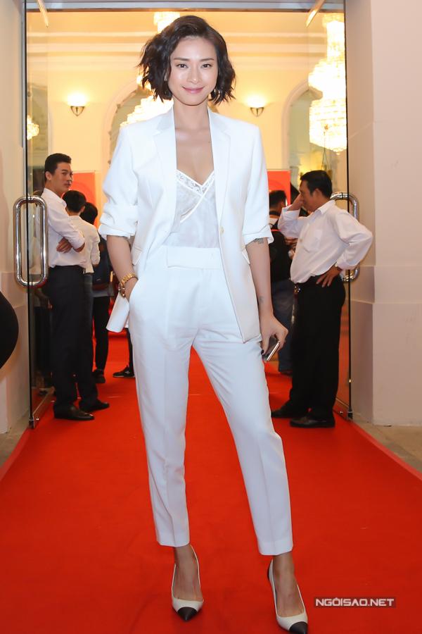 Tối 13/7, Ngô Thanh Vân và các nghệ sĩ nổi tiếng đã cùng góp mặt trong buổi trao giải cuộc thi Phim ngắn 321 Action 2018 tổ chức tại Nhà hát TP HCM.