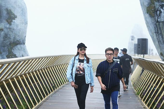Chung Thanh Phong và Thanh Hằng đều hy vọng trời quang, mây tạnh để show diễn được diễn ra một cách trọn vẹn như ý tưởng ban đầu.