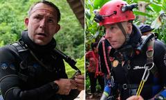 Thợ lặn tìm thấy nhóm thiếu niên Thái Lan kẹt hang nhờ 'mùi cơ thể'