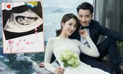 'Chú lùn TVB' mừng rơn khi bà xã hoa hậu mang bầu