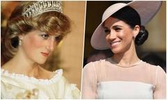 9 kiểu tóc trở thành huyền thoại của các người đẹp hoàng gia