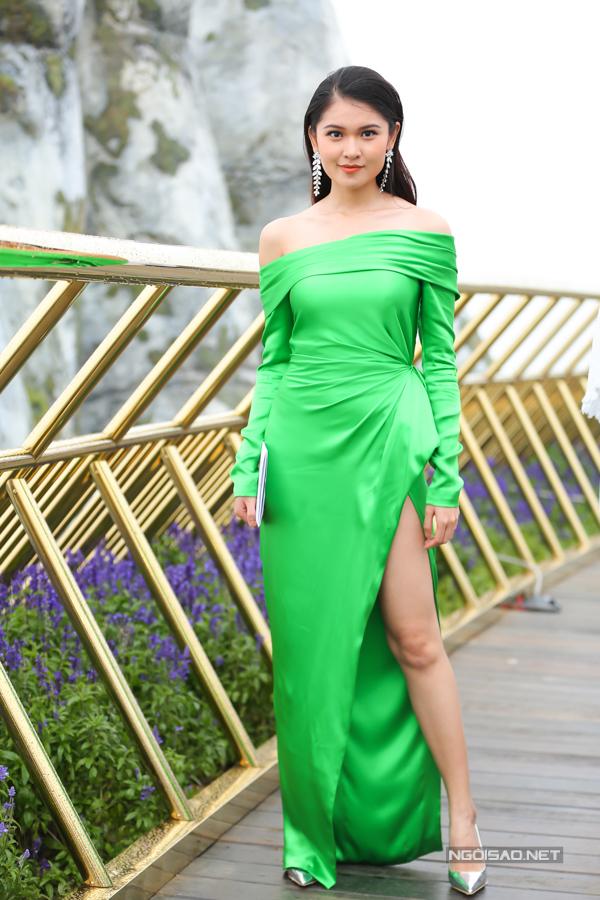 HHen Niê diện váy xẻ cao nổi bật bên dàn người đẹp - 2