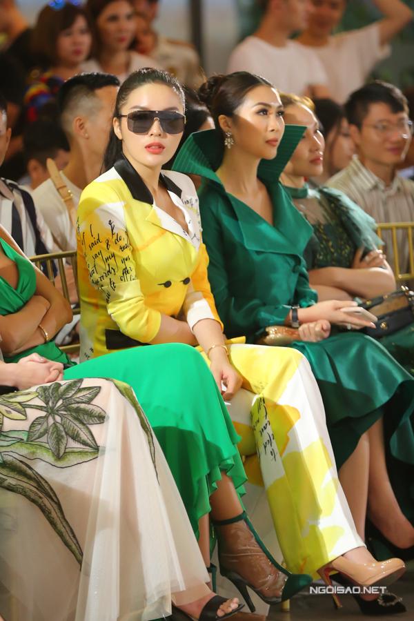 HHen Niê diện váy xẻ cao nổi bật bên dàn người đẹp - 9