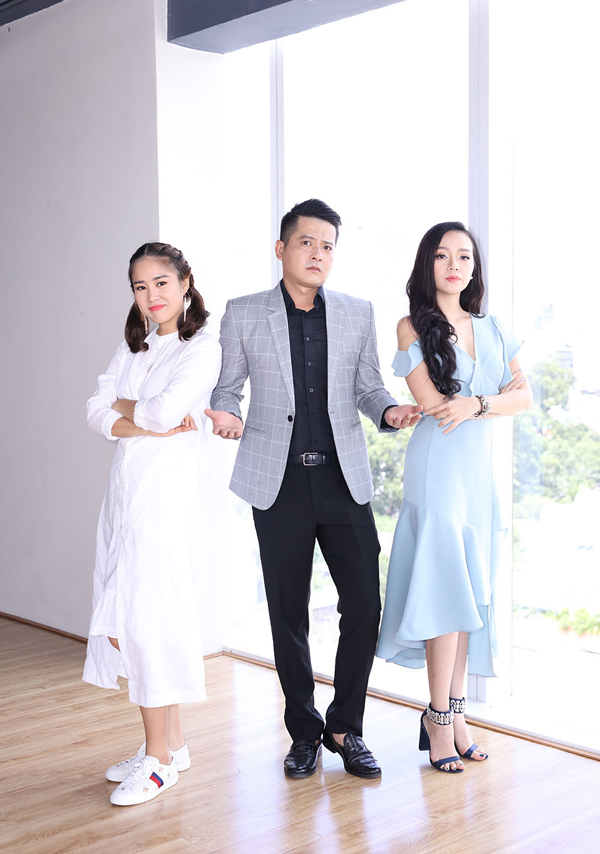 Theo tiết lộ của nhà sản xuất, chuyện tình tay ba giữa ba nhân vật do Lê Phương - Hoàng Anh - Băng Di thể hiện sẽ có thêm nhiều tình huống kịch tính, bên cạnh câu chuyện ở rể của Kiệt (Trung Dũng).