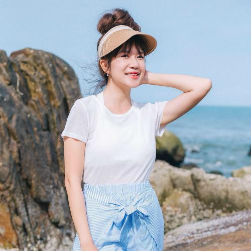 Bà xã Lý Hải xinh tươi như thiếu nữ ở tuổi 33.