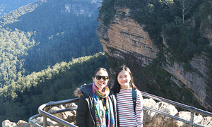 Blue Mountains - ngọn núi xanh kỳ lạ ở Australia