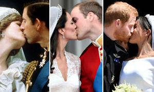 Truyền thống mời người yêu cũ đến dự đám cưới của hoàng gia Anh