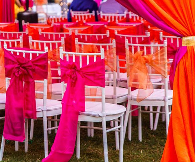Sai lầm uyên ương hay mắc khi chọn bảng màu đám cưới - 7